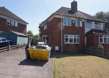 Thumbnail 3 bed semi-detached house for sale in Endmoor Grove, Erdington, Birmingham