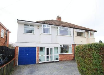 Thumbnail 5 bed semi-detached house for sale in Cyril Grove, Aigburth, Liverpool
