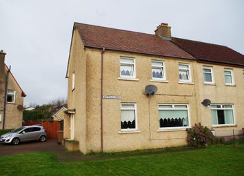 Thumbnail 4 bed semi-detached house for sale in Mayfield Road, Saltcoats