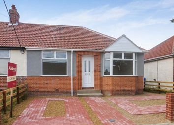 Thumbnail 3 bedroom semi-detached bungalow for sale in Highland Way, Lowestoft