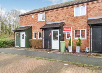 Thumbnail 2 bedroom terraced house for sale in Rainsborough, Giffard Park, Milton Keynes