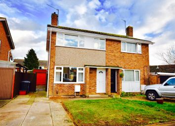 Thumbnail 3 bed property to rent in St. Philips Close, Kettering