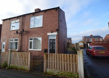 Thumbnail 2 bed semi-detached house to rent in Westfield Avenue, Castleford