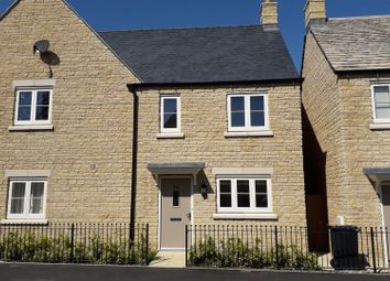 Thumbnail 2 bed end terrace house for sale in Swallow Road, Bourton On The Water, Cheltenham