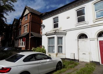 Thumbnail 6 bed terraced house to rent in Uttoxeter New Road, Derby
