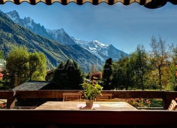 Thumbnail 4 bed chalet for sale in Chamonix-Mont-Blanc, Chamonix-Mont-Blanc, France
