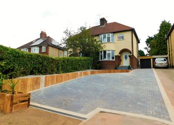 Thumbnail 3 bed semi-detached house for sale in Creswell Grove, Creswell, Stafford