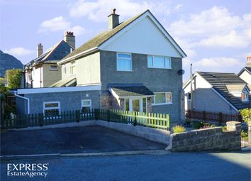Thumbnail 3 bed detached house for sale in Station Road West, Penmaenmawr, Conwy