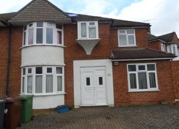 Thumbnail 5 bed semi-detached house for sale in Wroxham Gardens, Potters Bar