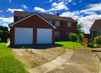 Thumbnail 5 bedroom property to rent in Congreves Close, Lutton, Spalding