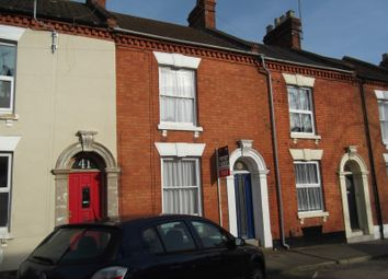 Thumbnail 2 bed terraced house to rent in Alexandra Road, Northampton, Northamptonshire