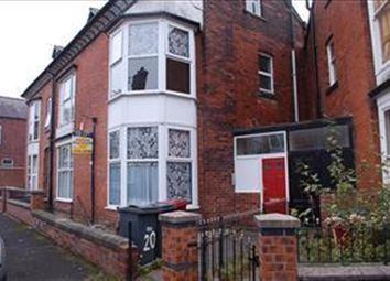 Thumbnail 1 bedroom flat to rent in 20 Hartington Road, Bolton