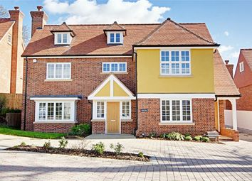 Thumbnail 5 bed detached house for sale in Springhall Road, Sawbridgeworth, Hertfordshire