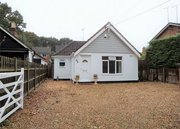 Thumbnail 2 bed detached bungalow for sale in Fernhill Road, Farnborough, Hampshire