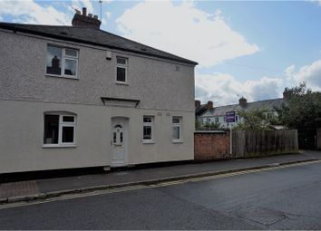 Thumbnail 3 bedroom end terrace house for sale in Kirkdale Road, Wigston