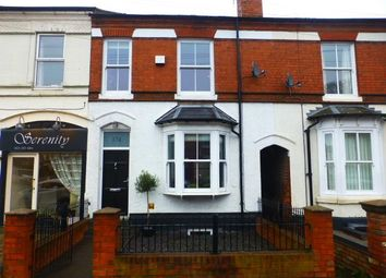 Thumbnail 4 bedroom town house for sale in Park Hill Road, Harborne, Birmingham