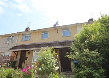 Thumbnail 4 bed terraced house for sale in Orwell Close, Southampton