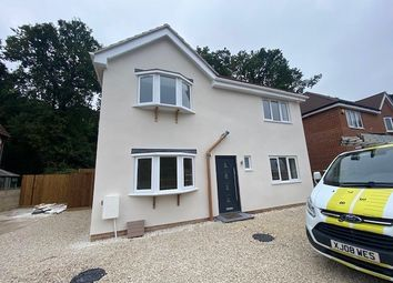Thumbnail 4 bed detached house to rent in Burgess Road, Southampton
