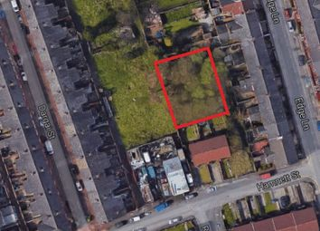 Thumbnail Land for sale in Hamnett Street, Manchester