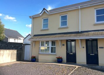 Thumbnail 3 bed semi-detached house for sale in Heol Myrddin, Ffairfach, Llandeilo