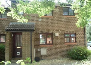 Thumbnail 1 bed flat to rent in Willowherb Close, Swindon