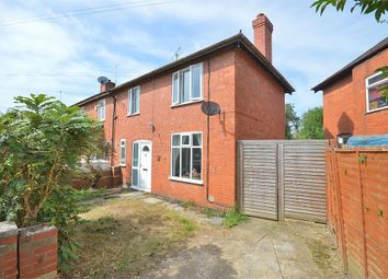 Thumbnail 2 bed end terrace house for sale in Danefield Road, Abington, Northampton