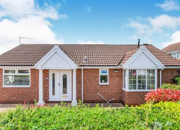 Thumbnail 3 bed detached bungalow for sale in Thealby Gardens, Bessacarr, Doncaster
