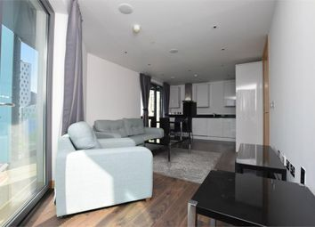 Thumbnail 1 bed flat to rent in Pinnacle Tower, Fulton Road, Wembley Park