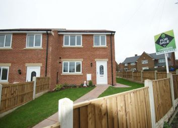 Thumbnail 3 bedroom semi-detached house for sale in Carter Lane, Shirebrook, Mansfield