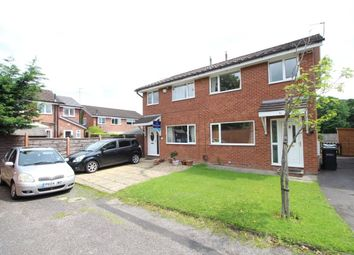 Thumbnail 3 bed semi-detached house for sale in Priory Drive, Macclesfield