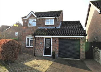 Thumbnail 3 bed detached house for sale in Beechey Close, Denver, Downham Market