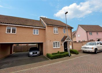 Thumbnail 4 bed link-detached house for sale in Cleave Close, Clacton-On-Sea, Essex