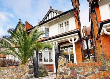 Woodberry Crescent, London N10. 5 bed link-detached house for sale