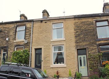 Thumbnail 2 bed terraced house for sale in Major Street, Ramsbottom, Bury