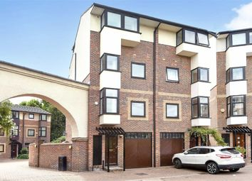 Thumbnail 4 bed flat for sale in Barnfield Place, London