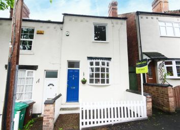 Thumbnail 2 bedroom end terrace house for sale in Dornoch Avenue, Sherwood, Nottingham