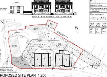 Thumbnail Land for sale in Former Castle Garage, Monkton Bridge, Pembroke, Pembrokeshire