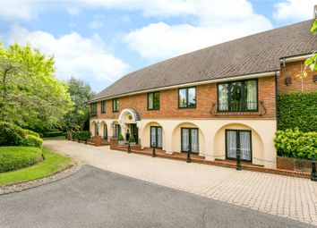 Thumbnail 4 bed flat for sale in Waterglades, Knotty Green, Beaconsfield, Buckinghamshire