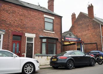 Thumbnail End terrace house for sale in Alfred Street, Alfreton, Derbyshire