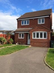 Thumbnail 3 bedroom detached house to rent in Aster Way, Walsall