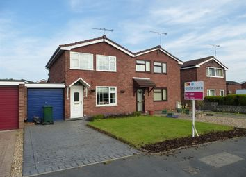 Thumbnail 3 bed semi-detached house for sale in Brackendale, Elton, Chester