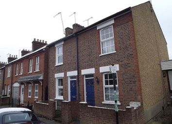 Thumbnail 2 bedroom semi-detached house to rent in Albion Road, St Albans