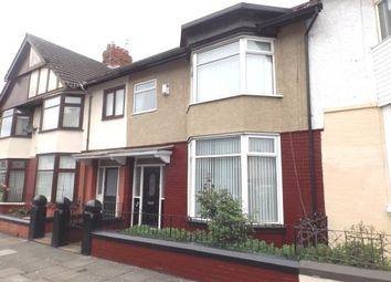 Thumbnail 4 bedroom terraced house for sale in Fazakerley Road, Walton, Liverpool, Merseyside