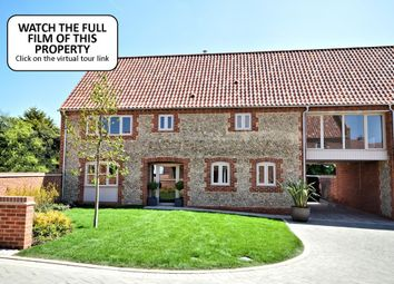 Thumbnail 4 bedroom semi-detached house for sale in Polstede Place, North Street, Burnham Market, King's Lynn