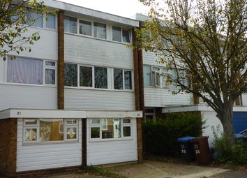 Thumbnail 6 bed town house to rent in Wood Vale, Hatfield