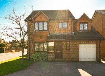 Thumbnail 4 bedroom detached house for sale in Owlthorpe Drive, Mosborough, Sheffield