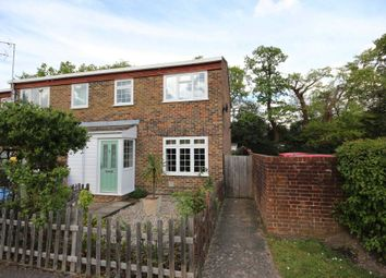 Thumbnail 3 bed end terrace house for sale in Elizabeth Close, Bracknell