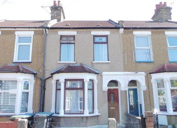 Thumbnail 3 bedroom terraced house for sale in Croyland Road, Edmonton
