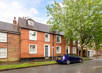 Thumbnail 3 bed terraced house for sale in St. Pancras, Chichester, West Sussex