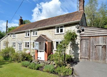 Thumbnail 3 bed cottage for sale in Shreen Side Cottage, Burton, Mere, Nr Warminster, Wiltshire